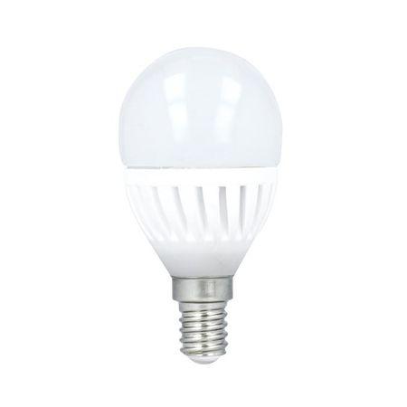 Forever LED žiarovka G45 E14 10W studená biela