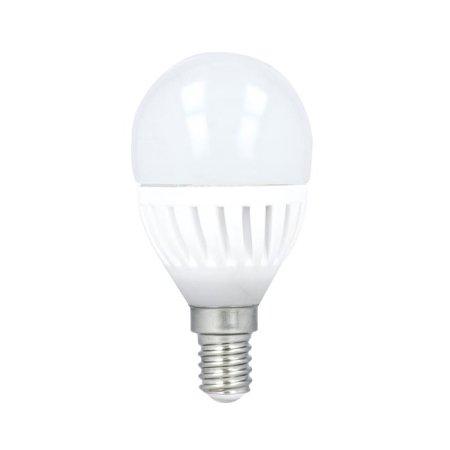 Forever LED žiarovka G45 E14 10W teplá biela