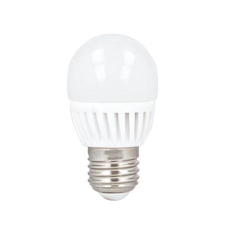 Forever LED žiarovka G45 E27 10W biela