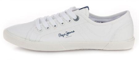 Pepe Jeans muške tenisice Aberman 2.1, bijele, 45