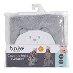 Tinéo ręcznik z kapturem i poncho