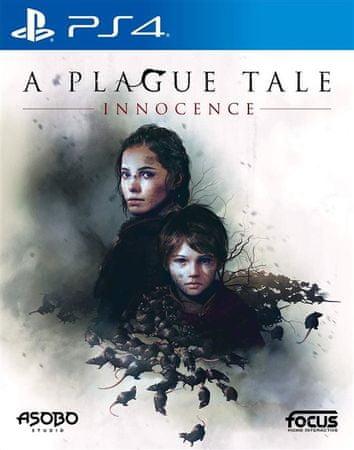 Focus igra A Plague Tale: Innocence (PS4)