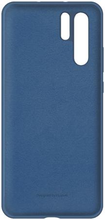Huawei etui silikonowe na P30 Pro Blue 51992878