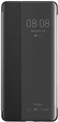 Huawei preklopna maska Huawei P30 Pro Smart View, crna, s prozorom