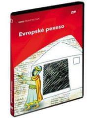 Evropské pexeso - DVD