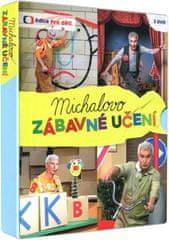 Michalovo zábavné učení (3DVD) - DVD