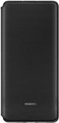 Huawei preklopna maska za Huawei P30 Pro, Wallet, crna