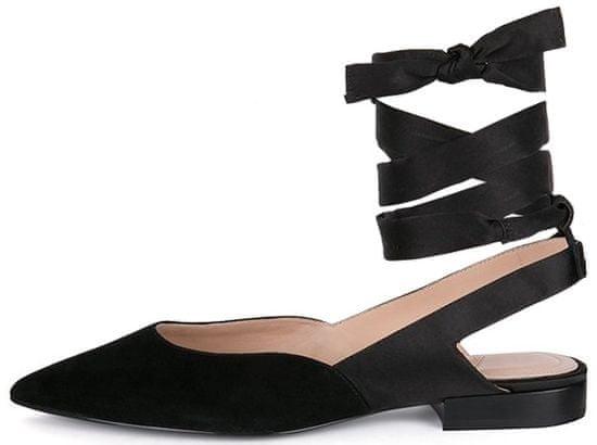 What For dámské sandály Adela 37 černá