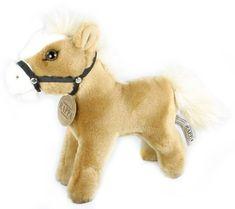 Rappa pluszowy koń, stojący 21 cm