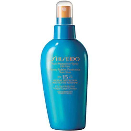 Shiseido Ochranný krém v spreji SPF 15 ( Sun Protection Spray Oil-Free SPF15) 150 ml