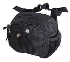 Wenger torbica za okoli pasu SG1092232, črna