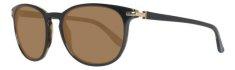 Gant okulary przeciwsłoneczne męskie, czarne