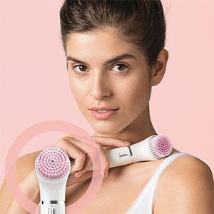 Braun Silk-épil Beauty Szett 5 5-895 arcbőr tisztítás