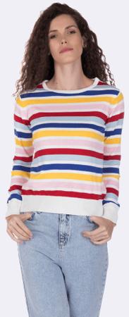 Giorgio Di Mare ženski pulover, S, večbarven