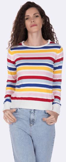 Giorgio Di Mare dámsky sveter S viacfarebná