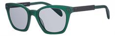 Gant okulary przeciwsłoneczne unisex zielone