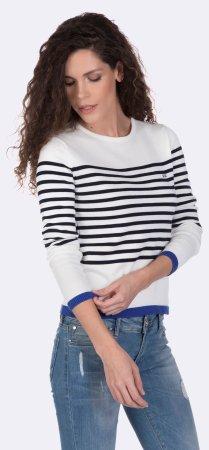 Giorgio Di Mare ženski pulover, bel, XL