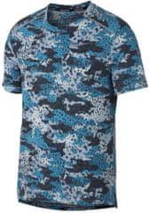 Nike koszulka męska do biegania M Nk Brt Rise 365 Top Ss Nv Rb