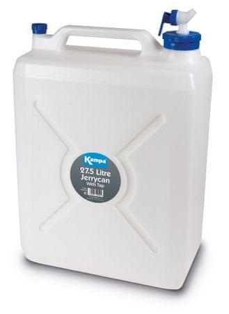 Kampa kanister za vodo Jerrycan, z odprtino za točenje, 25 L