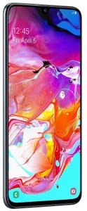 Samsung Galaxy A70, velká výdrž baterie, velká kapacita, rychlé nabíjení.