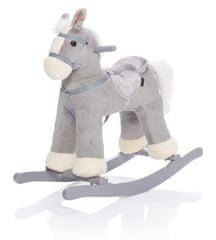 ZOPA Hojdací kôň šedý Twinkie