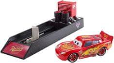Mattel wyrzutnia z samochodem Auta 3 Zygzak McQueen