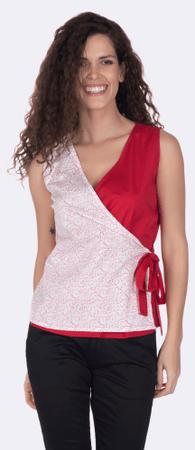 Giorgio Di Mare dámský top XL červená