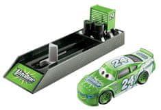 Mattel Cars 3 Vystřelovač s autíčkem Brick Yardley - rozbaleno