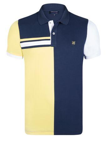 Giorgio Di Mare moška polo majica, XL, temno modra
