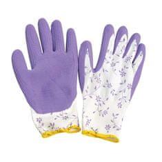 Verdemax Záhradnícke rukavice latexové, veľkosť S