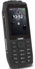 myPhone Hammer 4, černý