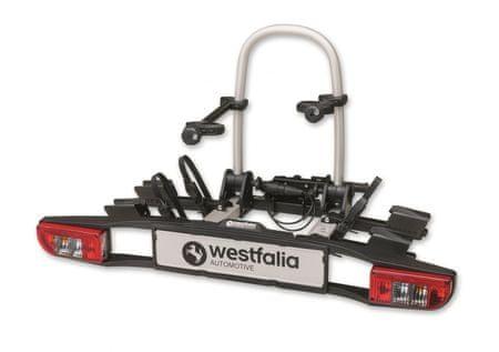 WESTFALIA Nosič kol na tažné zařízení BC80 2, WESTFALIA