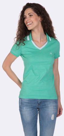 Giorgio Di Mare ženska polo majica s kratkimi rokavi, M, zelena