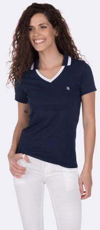 Giorgio Di Mare ženska polo majica, XL, temno modra