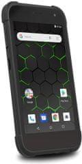 myPhone Hammer Active 2, černý