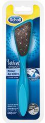 Scholl Manuálne pilník na chodidlá s diamantovými kryštálikmi Velvet Smooth Dual Action