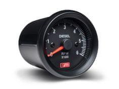 Auto Gauge palubní přístroj - otáčkoměr pro dieselové motory 0-6000 ot.