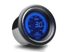 Prosport Performance EVO přídavný ukazatel tlaku turba elektronický -1 až 3bar