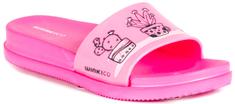 Wink dívčí pantofle s obrázky