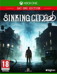 Bigben igra The Sinking City - Day One Edition (Xbox One) – datum izida 27.06.2019
