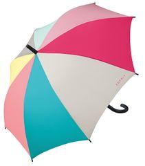 Esprit Damski Long AC Multi color Kolorowy Parasol
