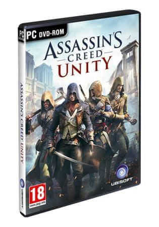 Ubisoft igra Assassin's Creed: Unity (PC)