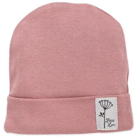 PINOKIO dívčí čepice Petit Lou 56 růžová