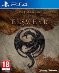 Bethesda Softworks igra Elder Scrolls Online: Elsweyr (PS4)