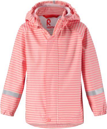 Reima dekliška nepremočljiva jakna Vesi, 92, roza