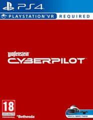 Bethesda Softworks igra Wolfenstein: Cyberpilot VR (PS4)