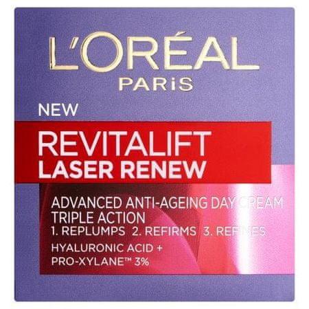 Loreal Paris dnevna krema protiv bora Revitalift Laser Renew, 50 ml