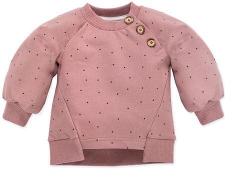 PINOKIO dekliška majica Petit Lou, 62, roza