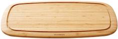 SCANPAN Lopárik drevený 50 x 30 x 2 cm bambus