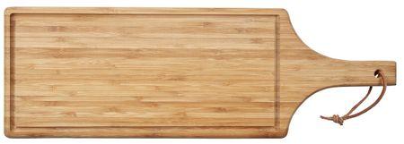 SCANPAN Lopárik drevený 53 x 18 x 2 cm bambus